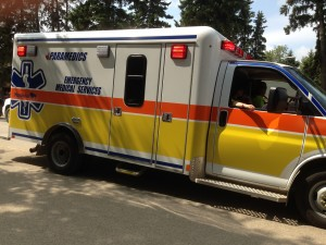 Chamber Days Parade - August 9, 2014 EMERGENCY MEDICAL SERVICES